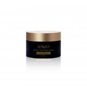 Kem đêm dưỡng trắng căng bóng da Sennio (Sennio perfect whitening cream)
