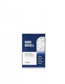 MẶT NẠ MẦM TĂNG TRƯỞNG SENNIO TRẮNG MỊN, CĂNG BÓNG CHUẨN HÀN – Sennio Extreme White Healing Mask